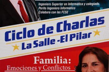 CICLO DE CHARLAS LA SALLE EL PILAR
